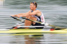 Olympics Day 3 - Rowing
