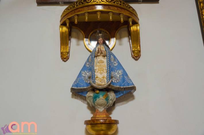 Chinchilla-Iglesia de Santa María del Salvador-Virgen de las Nieves-1