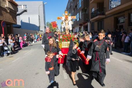 Lunes Santo-Procesión Infantil- 5º Santísimo Cristo de la Agonía y Nuestra Sra. de la Amargura.ARW-18