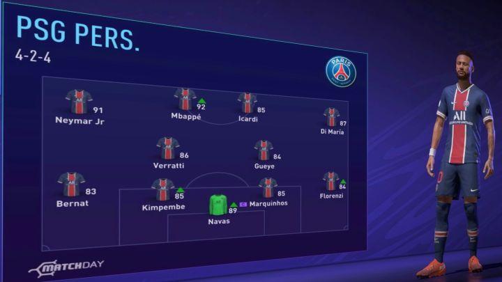 PSG Fifa 21