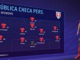República Checa Fifa 21… Review Team