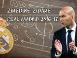 Zinedine Zidane y el Real Madrid 2016-17. Cabecera