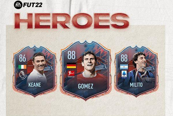 Héroes de FUT – Fifa 22