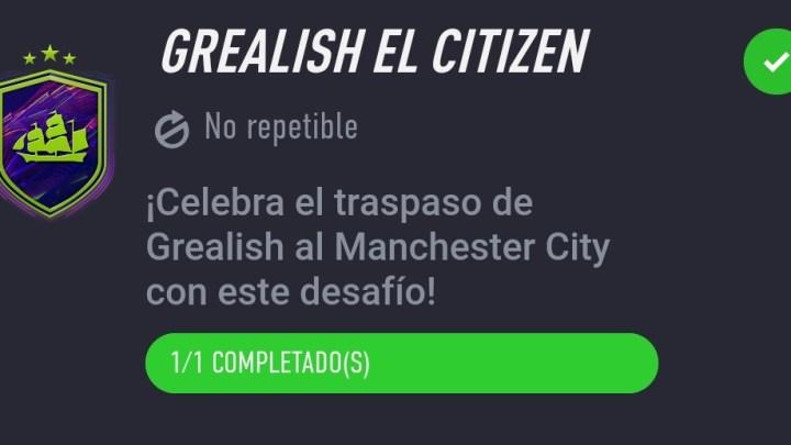 Grealish el citizen
