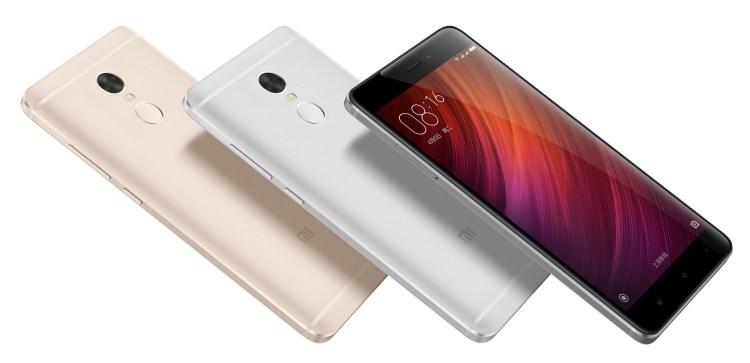 Gama media = Xiaomi Redmi Note