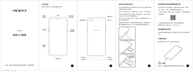 Oppo A3 manual