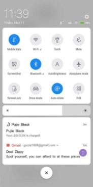 Notificaciones estilo Android P