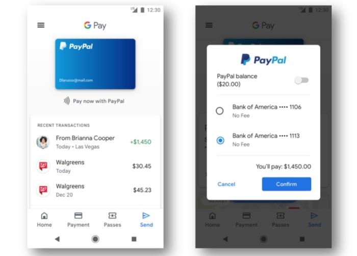 Nuevo diseño con la integración de Paypal.