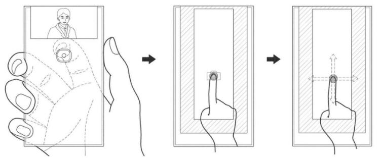 Samsung-foldback-phone-selfie-photo