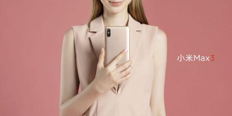 Xiaomi-Mi-Max-3-Dream-Gold
