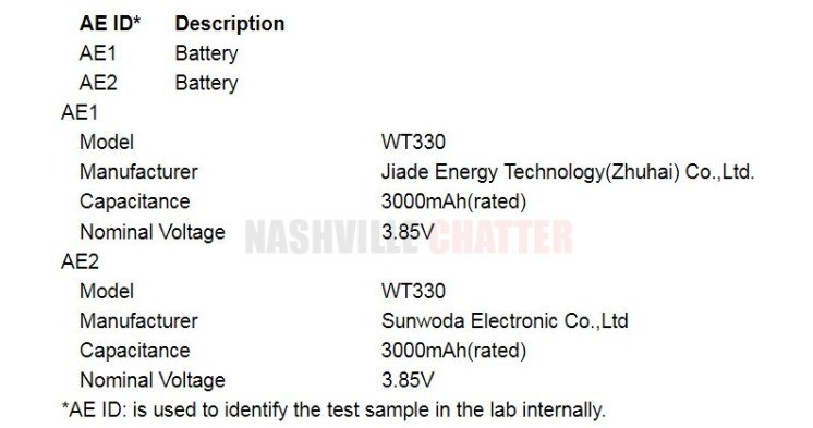 TA-1157-Battery