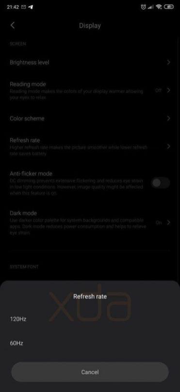 Xiaomi-120Hz-Refresh-Rate
