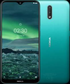 Nokia-2.3-Cyan-Green