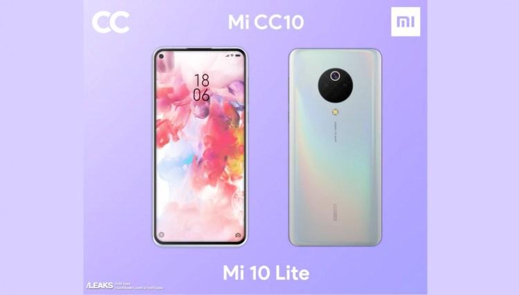 Xiaomi Mi CC10/Mi A4