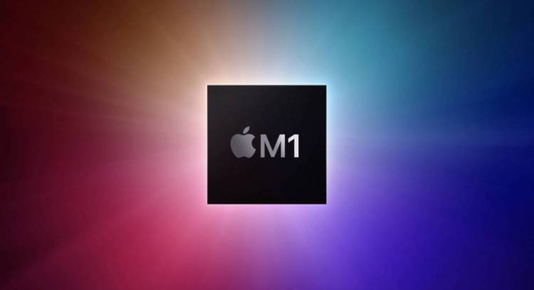Apple M1 logo