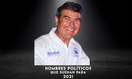 AHORA TOCA TURNO DE QUE HABLEMOS DE LOS HOMBRES QUE SE PERFILAN COMO CANDIDATOS EN PROCESO ELECTORAL 2021.