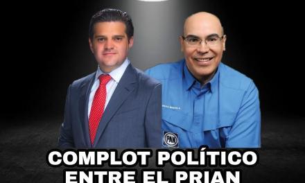 EL COMPLOT ENTRE PACO CIENFUEGOS DEL PRI Y CHEFO SALGADO DEL PAN: ¿EL OBJETIVO? LUIS DONALDO COLOSIO RIOJAS