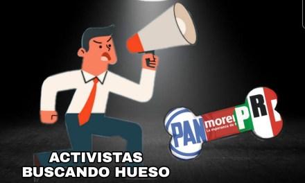 ¿CUÁNTOS Y CUÁNTAS ACTIVISTAS APARECERÁN EN BOLETAS ELECTORALES DE PARTIDOS POLÍTICOS?