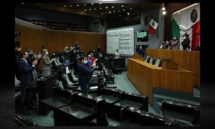 LUEGO DEL FALLECIMIENTO DEL ALCALDE DE LOS ALDAMAS, EL CONGRESO DEL ESTADO APROBÓ A QUIEN SERÁ LA NUEVA ALCALDESA