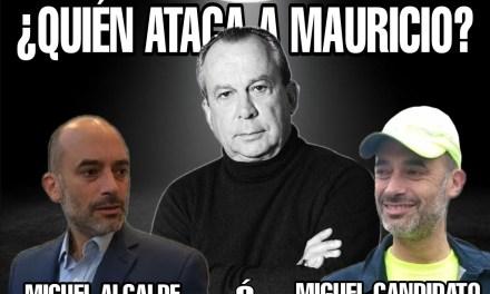 """SI LA CAMPAÑA DE UN ALCALDE EN FUNCIONES QUE DESEA REELEGIRSE SE BASA EN ATAQUES VÍA TWITER A SU RIVAL, ¡ALGO ANDA MAL CON SUS SONDEOS! MIGUEL TREVIÑO ¿UTILIZA EL APARATO DE GOBIERNO PARA DENOSTAR AL """"TÍO"""" MAURICIO FERNÁNDEZ?"""