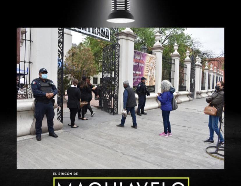 REFUERZAN JUEVES SANTO CON OPERATIVOS EN MONTERREY