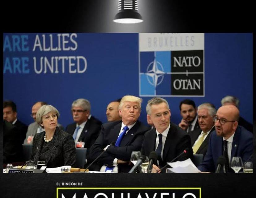 ANUNCIAN OTAN Y ESTADOS UNIDOS RETIRADA DE AFGANISTÁN <br>