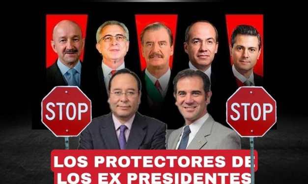 LORENZO CÓRDOVA Y CIRO MURYAMA QUE MANIPULAN EL INE, ACUSADOS POR MORENA DE PROTEGER A EX PRESIDENTES (NO IMPORTA CUANDO LEA ESTO)