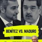 """""""HAY TIRO CARLITOS"""" Y ES INTERNACIONAL EN NUESTRA CASA Y CON NUESTRA GENTE, Y TENIENDO A AMLO DE """"REFEREE"""""""