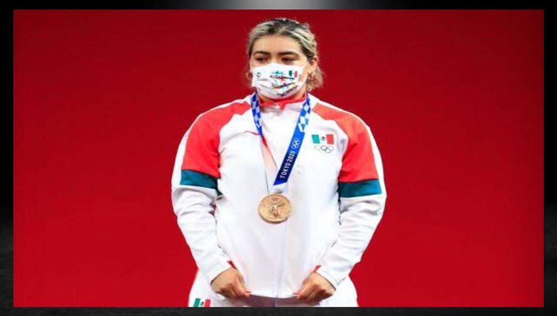 DEPORTISTA QUE REPRESENTÓ A MÉXICO EN JUEGOS OLÍMPICOS DE TOKIO 2020 RECIBE CHEQUE PERO…. ¡SIN FONDOS! <br>