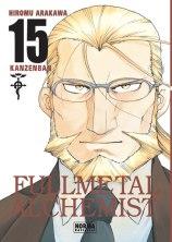 Fullmetal Alchemist (Ed. Kanzeban) N°15