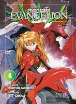 Neon genesis evangelion N°4
