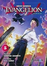 Neon genesis evangelion N°5