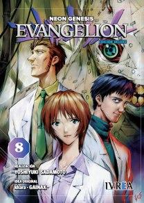 Neon genesis evangelion N°8