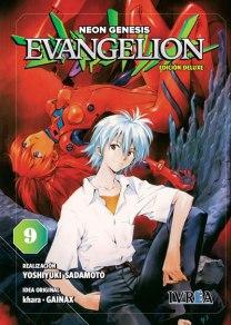 Neon genesis evangelion N°9
