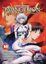 Neon genesis evangelion N°10