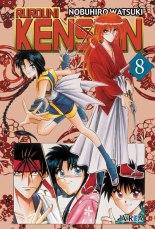 Rurouni Kenshin N°8