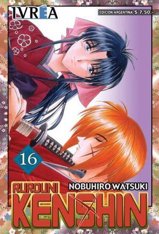 Rurouni Kenshin N°16