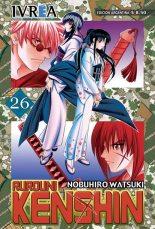 Rurouni Kenshin N°26