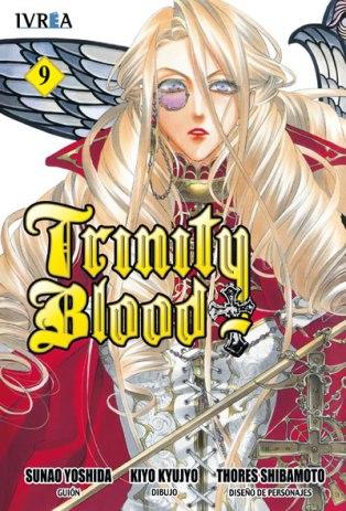 Trinity Blood N°9