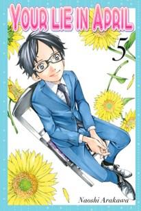 Shigatsu wa Kimi no Uso N°5