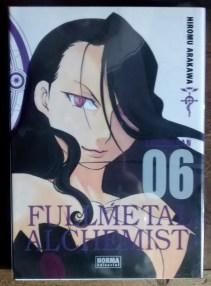 Fullmetal Alchemist Kanzeban N°6