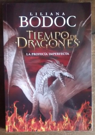 La profecía imperfecta N°1: Tiempo de dragones