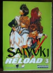 Saiyuki reload N°3