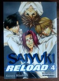 Saiyuki reload N°4