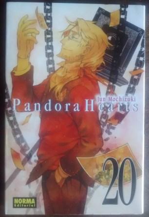 Pandora Hearts N°20