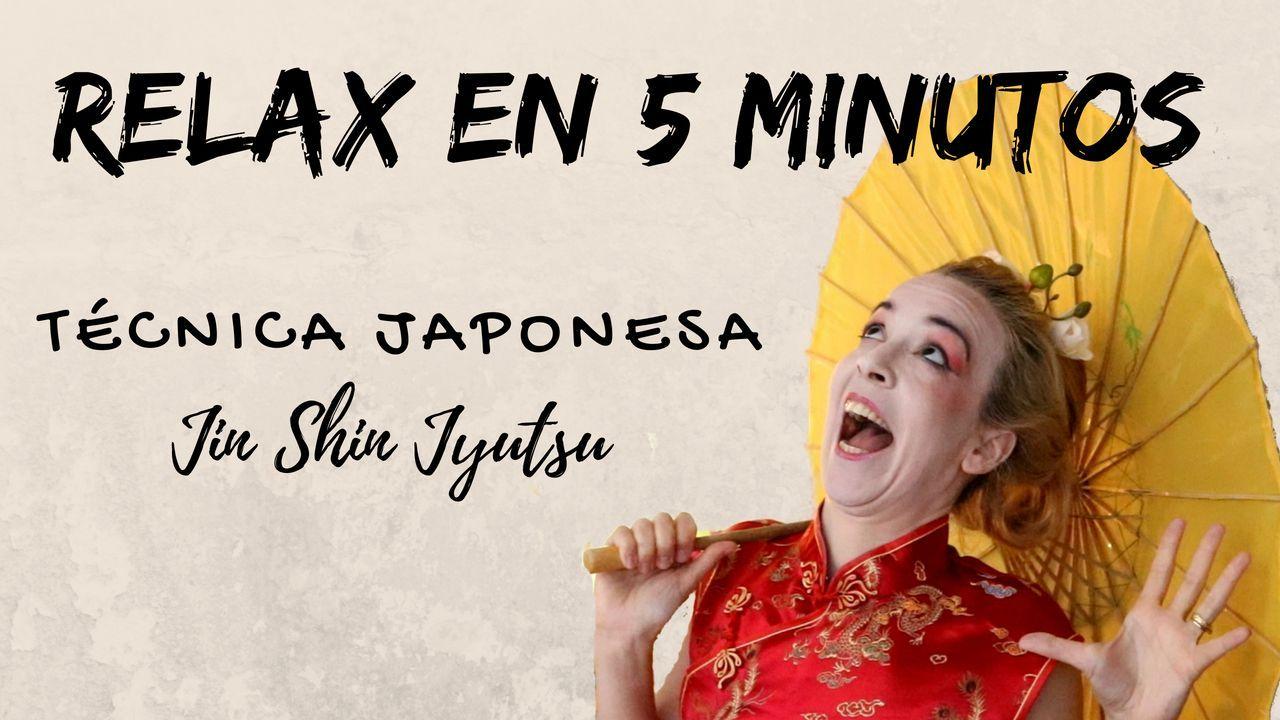 Relax en 5 minutos con el método japonés | Jin Shin Jyutsu