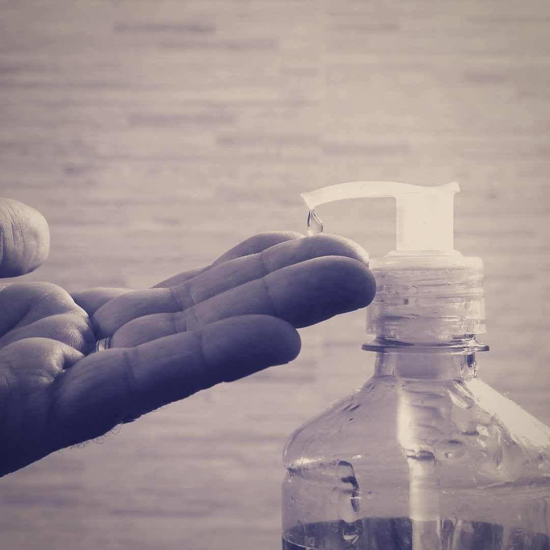 Gel desinfectante casero para evitar coronavirus