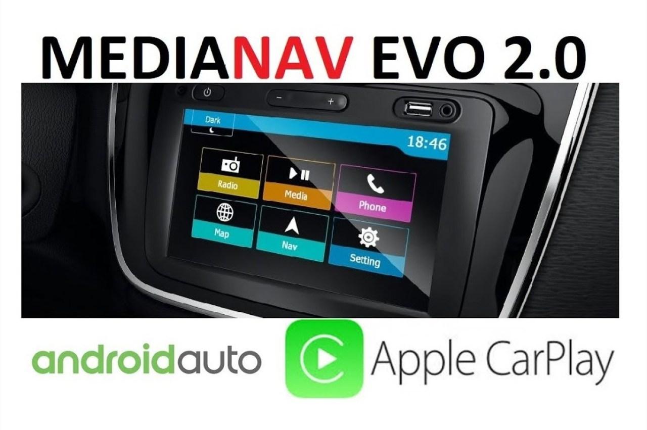 MEDIANAV EVO 2.0