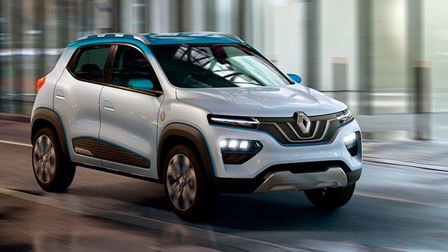 Nuevo Renault ZTe