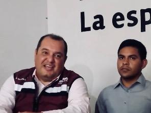 Gerardo Sánchez regidor de MORENA en Lagos de Moreno